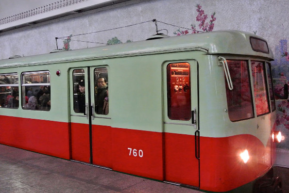 North Korea Metro