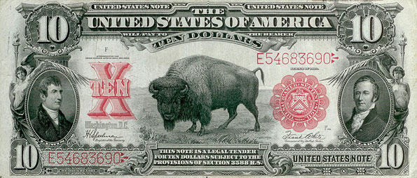 1901 American Bison