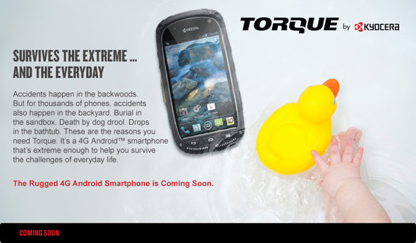 Tough On Your Smartphone? Sprint Offers A Solution With New
