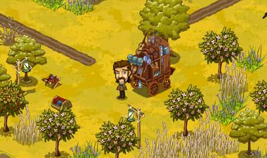 FrontierVille/Pioneer Trail screenshot