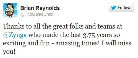 Reynolds Twitter