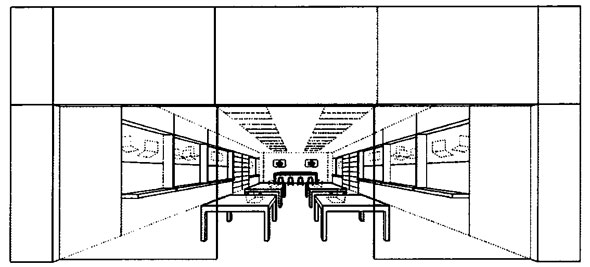 Apple Store Patent Image