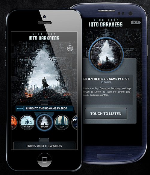 Star Trek movie app