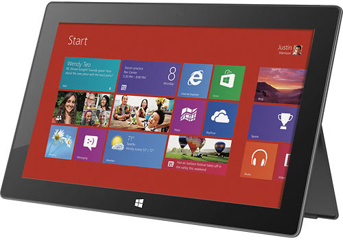 Microsoft Surface Pro at $999