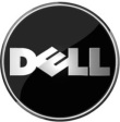 Dell Logo Black
