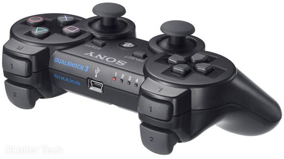 Dual Shock controller