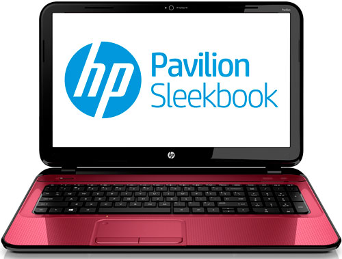 HP Sleekbook Laptop