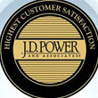 JD Power Awards Verizon Top Customer Service Award