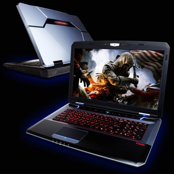 CyberPowerPC FangBook