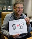 Bill Gates To Appear on Reddit AMA (Ask Me Anything) Fielding Your Questions