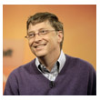 Gates Dishes On SOPA, Robots, Speech, Steve Jobs, Surface and His 80-inch Touch Panel