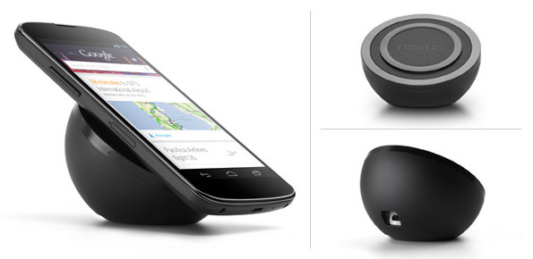 Google Nexus 4 wireless charger