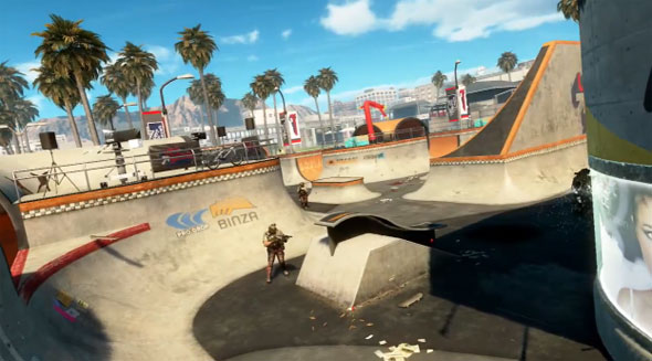 Black Ops II Revolution DLC Map Pack Shipping to PC and PS3