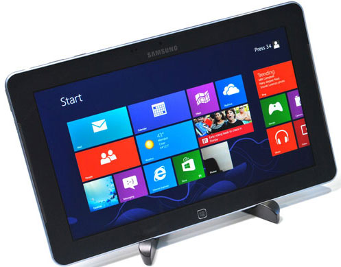 Samsung ATIV Smart PC 500T Windows 8 Tablet