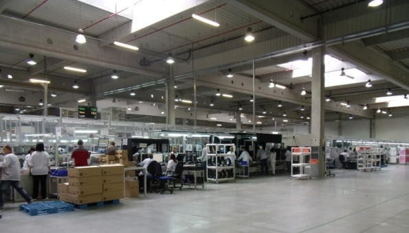 Wistron Manufacturing Line