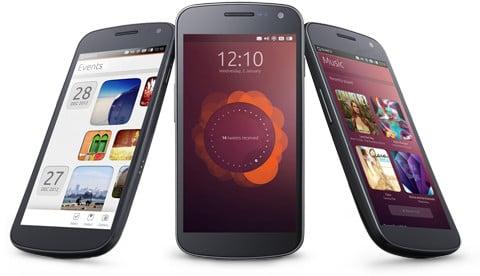 Ubuntu for smartphones