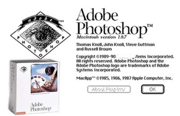 Adobe Photoshop 1 Source Code Released for Free | HotHardware
