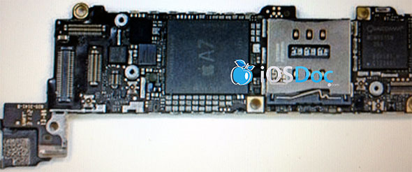 Apple A7 Leaked Photo