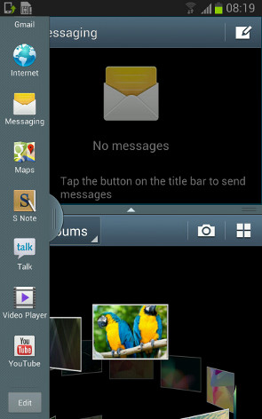 Galaxy Note Jelly Bean
