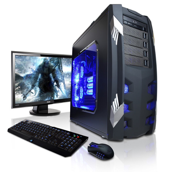 CyberPowerPC with Titan