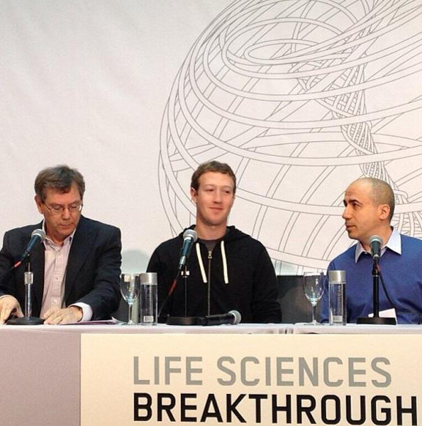 Breakthrough Prize Founders
