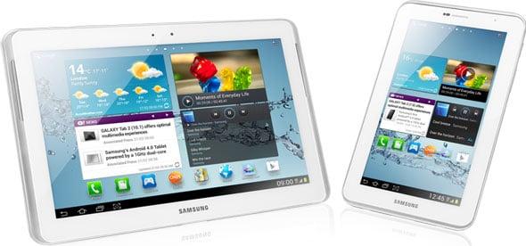 Samsung Galaxy Tab Devices