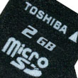 Next Generation SD Cards From Toshiba Use Mobile DRM Technology