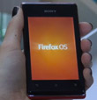Sony Releases Experimental Firefox OS Build For Xperia E Smartphone