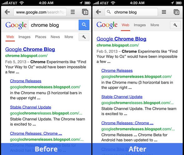 Faster Google Chrome Updated For iOS and Android | HotHardware
