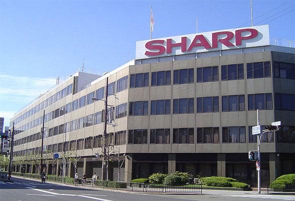 Sharp Building