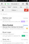 Google Brings Slick iOS-Like Gmail UI To Web App And Offline Gmail
