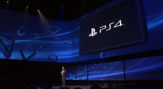 PlayStation 4 Slide