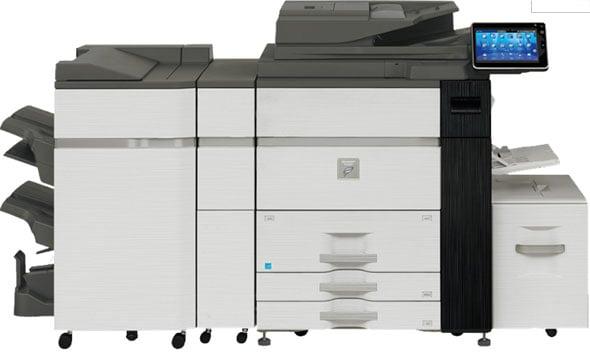 Sharp MX-M1204