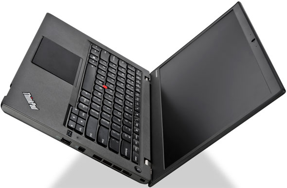 Lenovo ThinkPad T431s Opened
