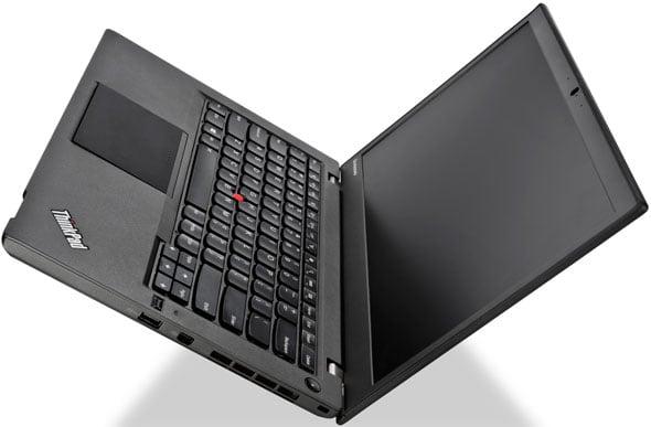 Lenovo ThinkPad T431s Opened