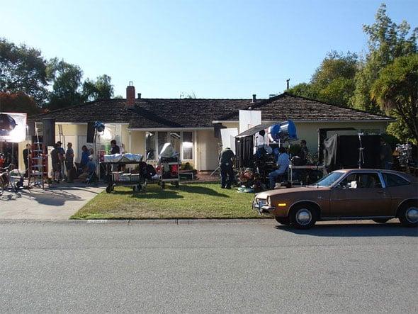 Steve Jobs Home in Los Altos