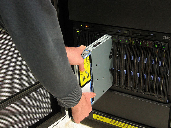 IBM Rack