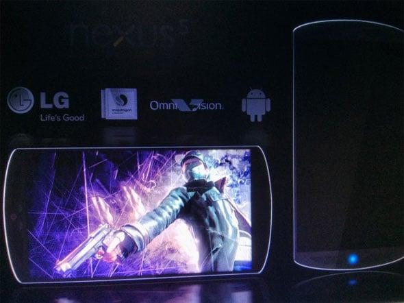 LG Nexus 5 Rumor