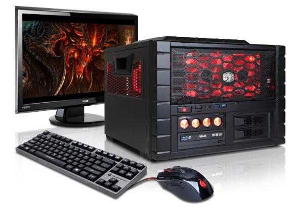CyberPowerPC LAN III Commander