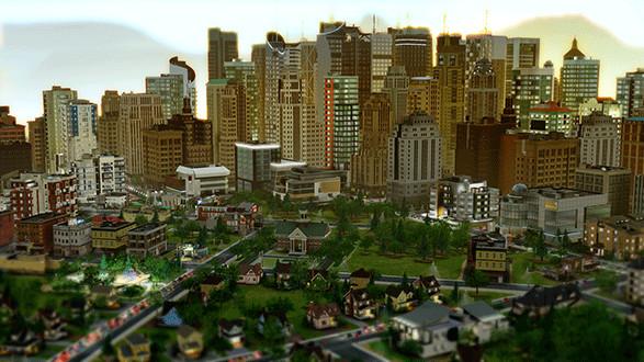 SimCity Dusk