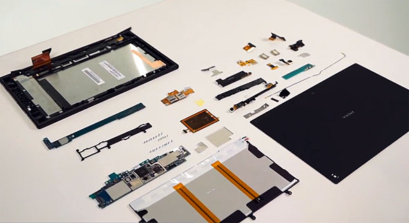 Xperia Z Teardown