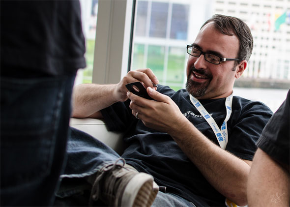 """Steve """"Cyanogen"""" Kondik"""