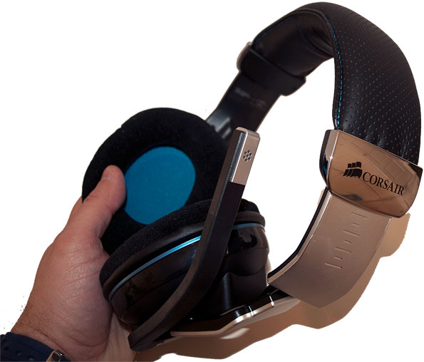 Corsair Vengeance 2000 Gaming Headset Drivers (2019)