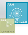 ARM and TSMC Tape Out First Cortex A57 Processor with 16nm FinFET Technology