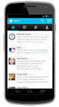 "Twitter Updates Android And iPhone Apps With ""Native Experience"""