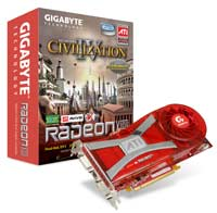 GIGABYTE Presents Radeon X1950XTX -- Civilization IV Edition