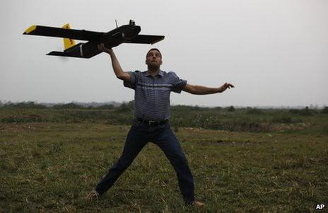 India drone