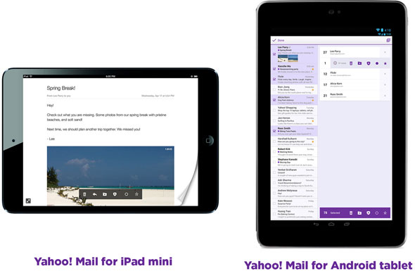 Yahoo mail app for android   10 best email apps for Android