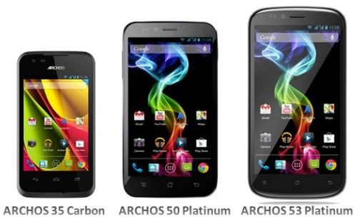 Archos Android phones