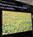 SES Demos 4K (Ultra HD) Transmission In New, Highly Efficient Standard